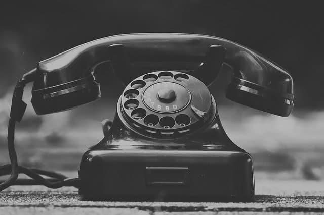 Kundenunfreundliche Telefonzeiten?